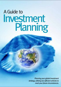 investment planning brochure front page | Integrity financial